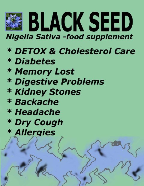 Best Black Seed Body Detox